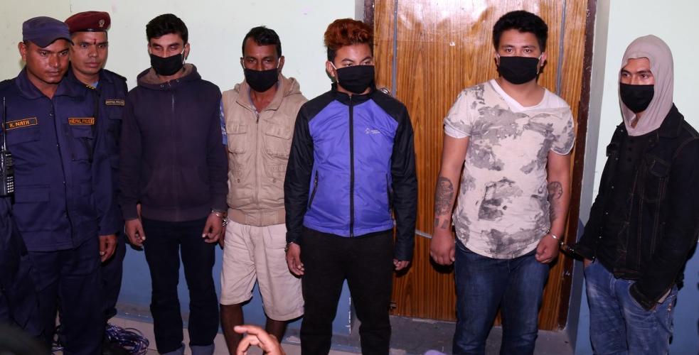 Involved in Murder of Gauchan