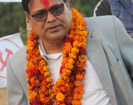 Krishna Bahadur Mahara