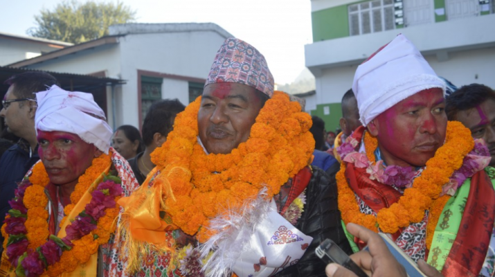 Krishna Kumar Shrestha