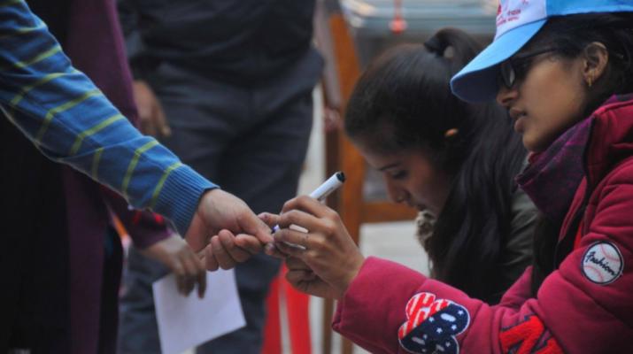 Nepal Votes 21 Mangsir 2074