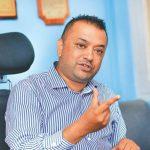 Politician Gagan Thapa