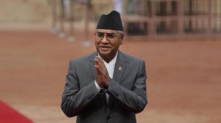 Sher Bahadur Deuba - PM of Nepal
