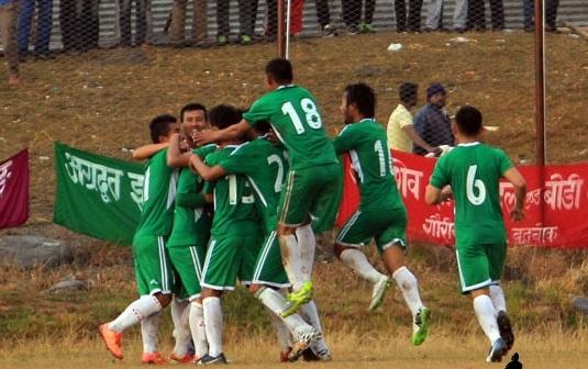 Itahari Gold Cup