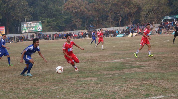 Hetuda Goal cup