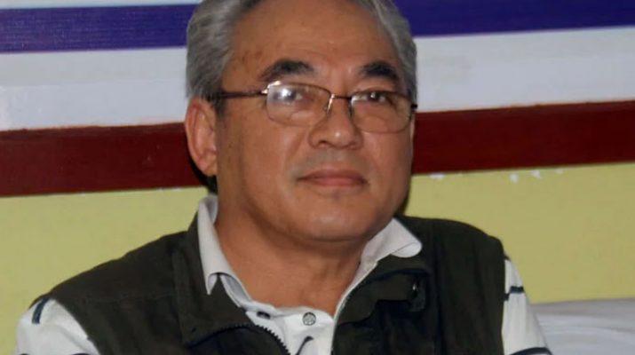 minister Ram thapa