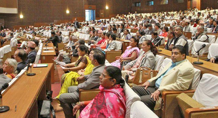 Nepal-Parliament-October 9