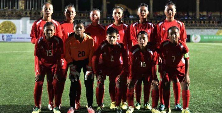 Nepali u-15 Team