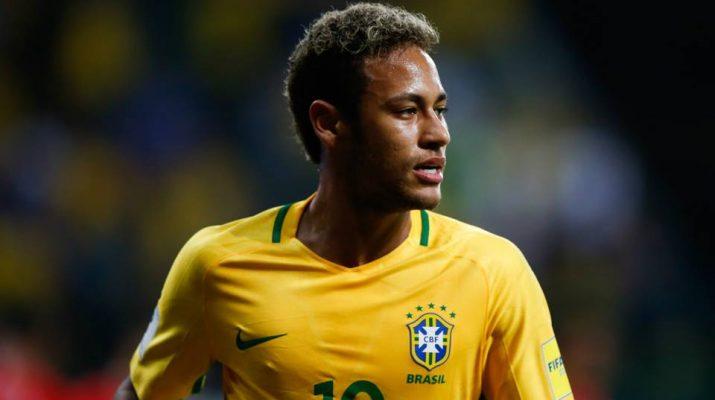 Neymar jr 2018