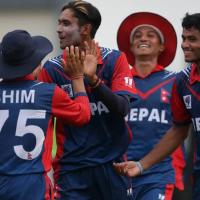 U19 India Vs Nepal Cricket Match