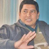 Communist Leader Narayan Kaji Shrestha