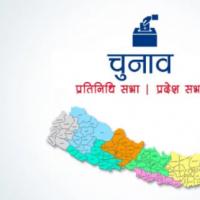 Nepal Election 2017 - Nepal Map