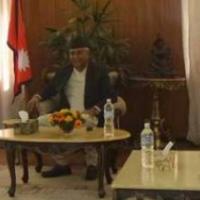 Nepal Political Parties Leaders Meet Up