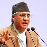 Nepalese Politician Sher Bahadur Deuba